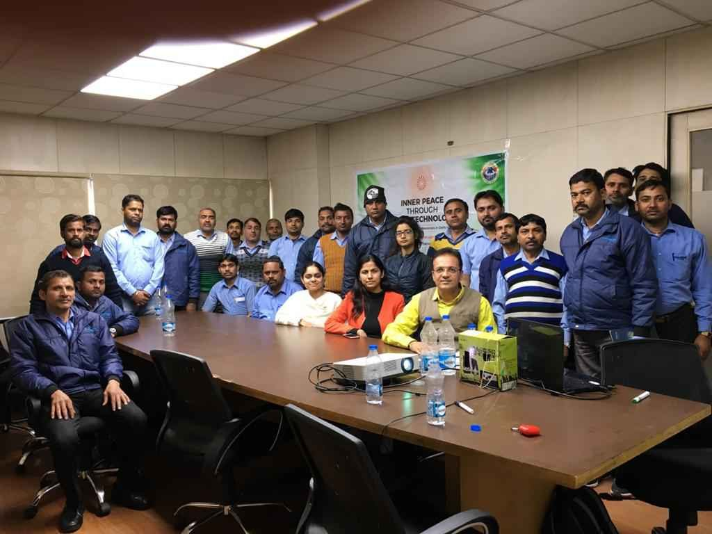 IT Wing RERF - Session Conducted at Imperial Auto,